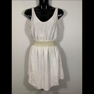 Babaton 100% Silk Dress Sleeveless Mini